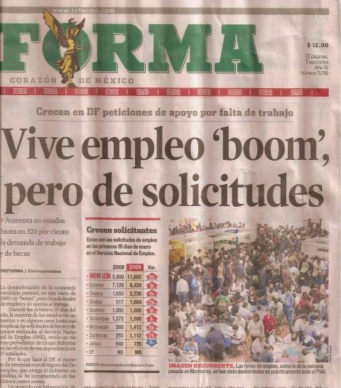 boom de empleo